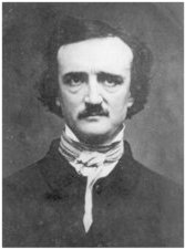 Picture of Edgar Allen Poe